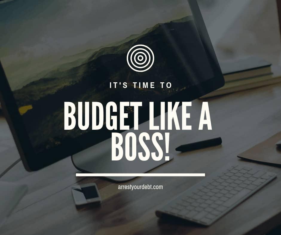 budget like a boss Budget Basics