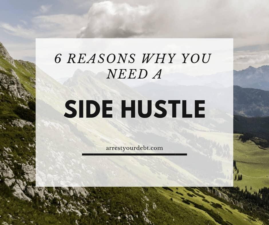 charity bake sale3 1 1 6 Reasons Why You Need A Side Hustle
