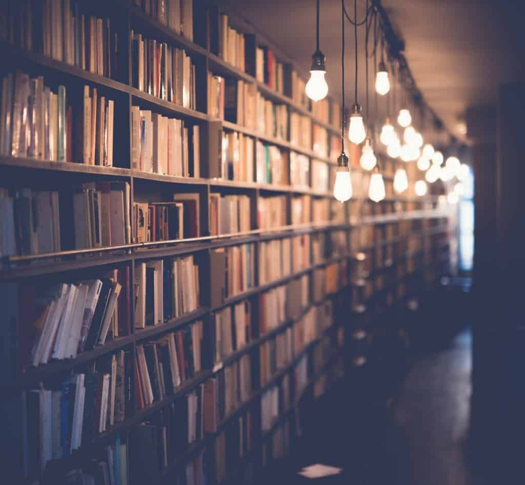 blur book stack books bookshelves Where to Donate Books: 25 Places to Try