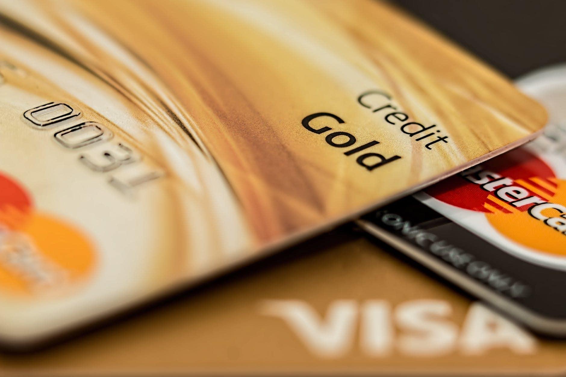 Credit card debt is