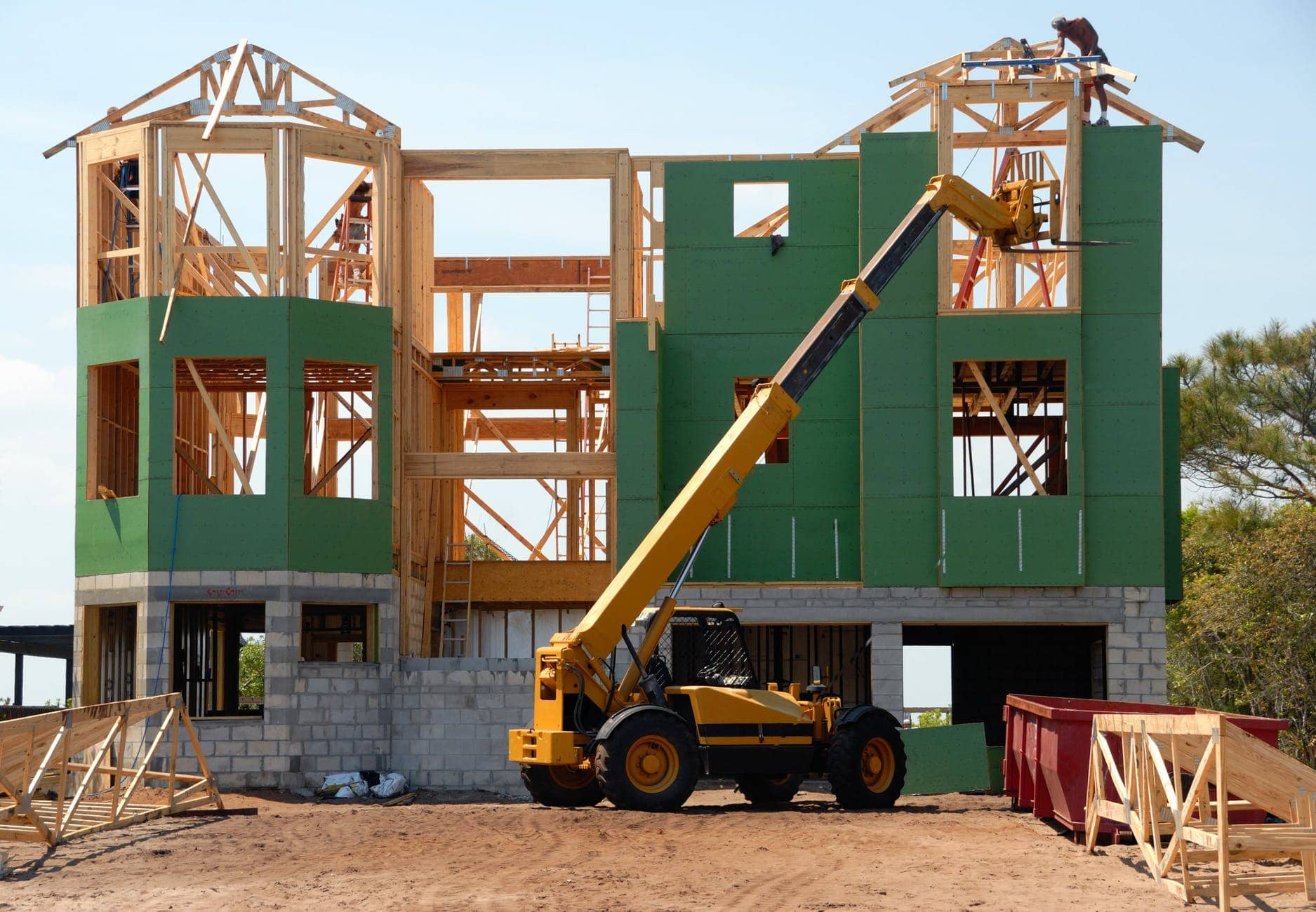 Determine how much it would be to build your home.