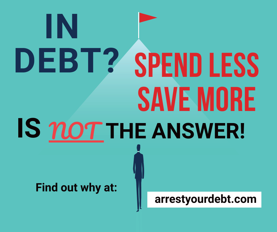 Spend Less Save More, A Personal Finance Solution?