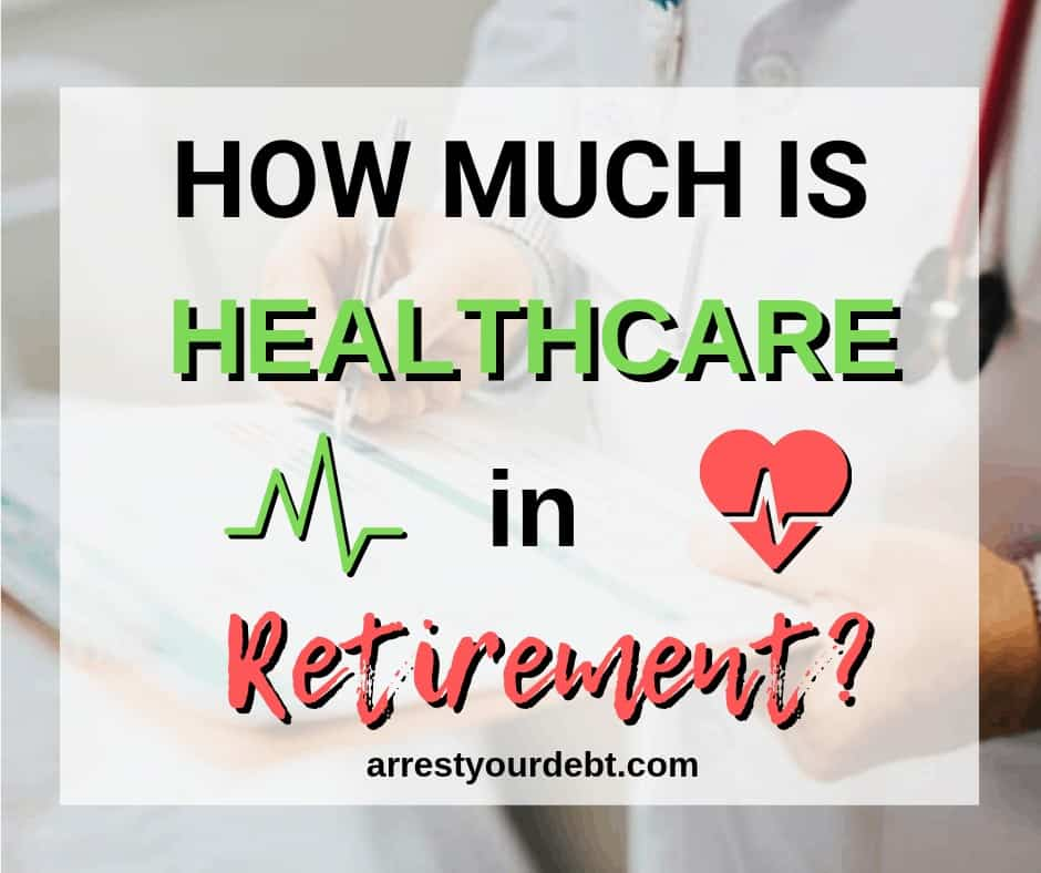 how much is healthcare in retirement