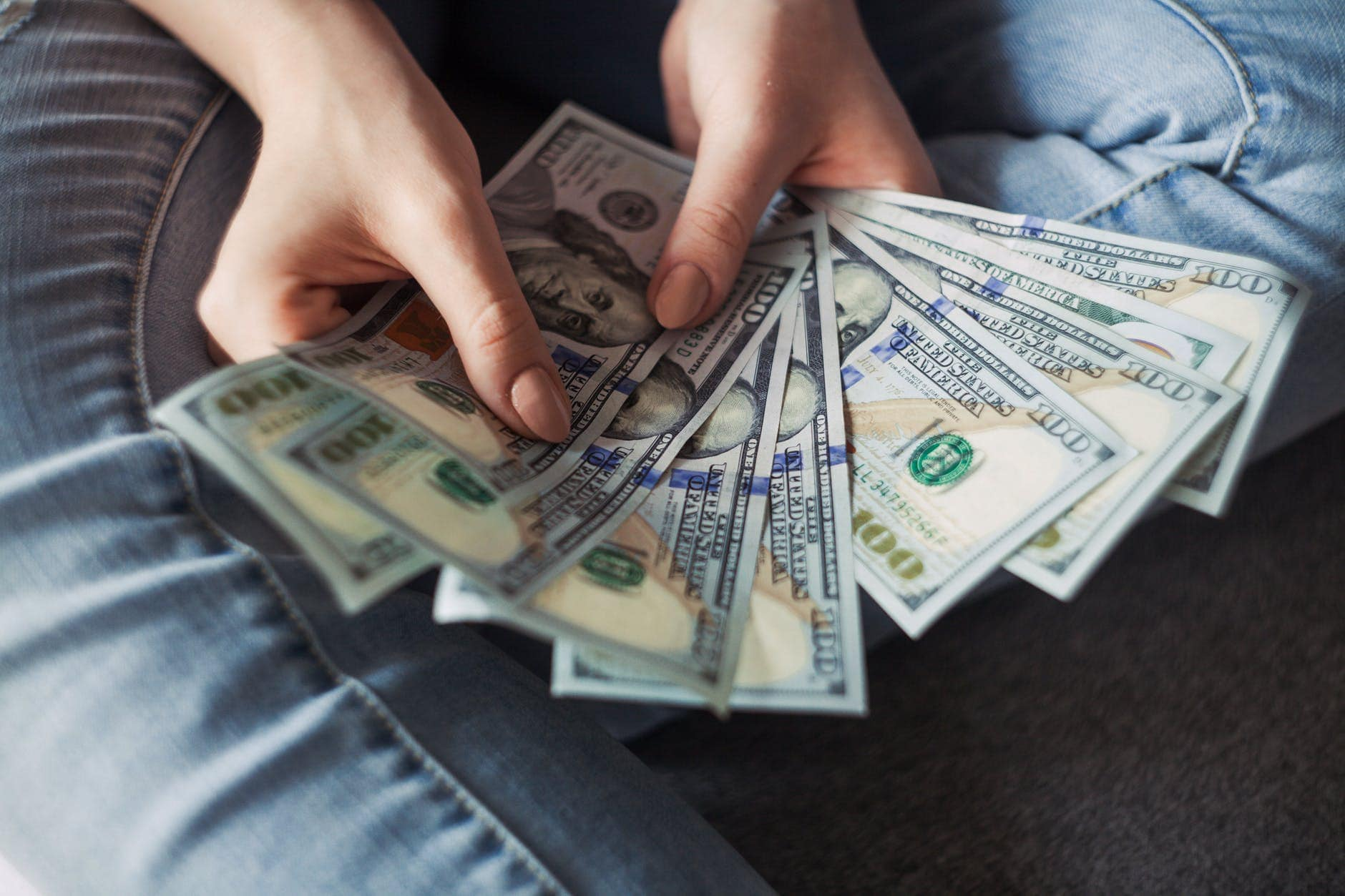 Use cash for everyday expenses