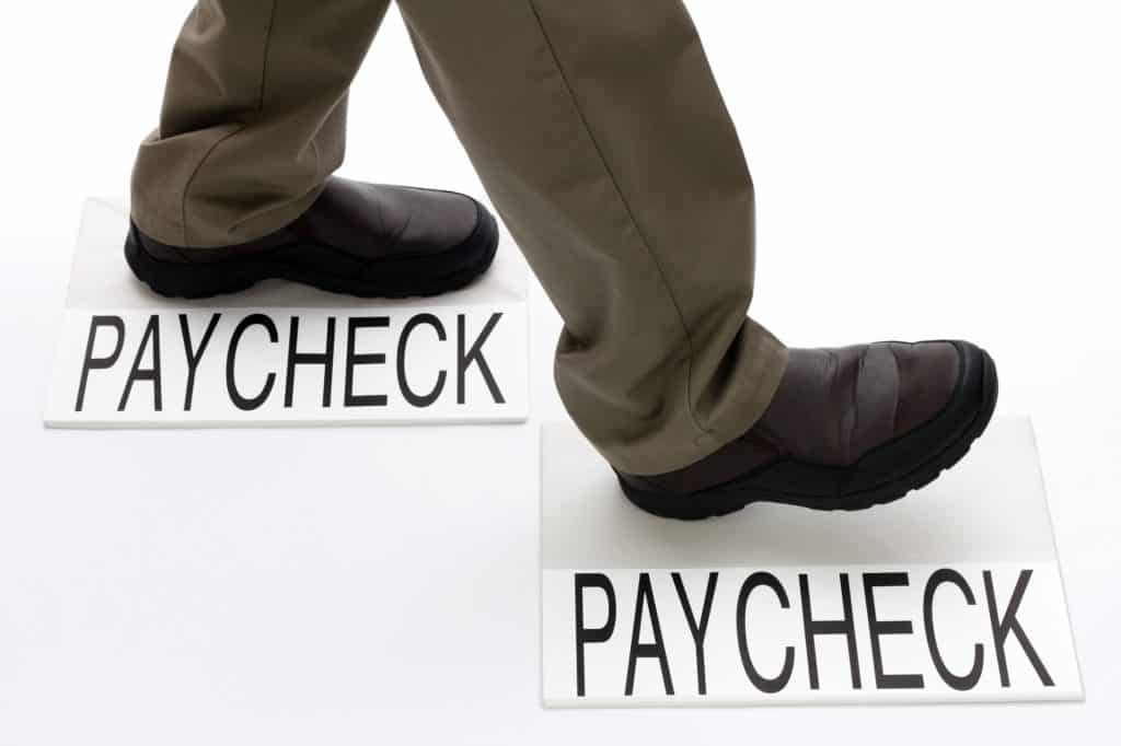 paycheck to paycheck How To Get Out Of Debt Living Paycheck To Paycheck