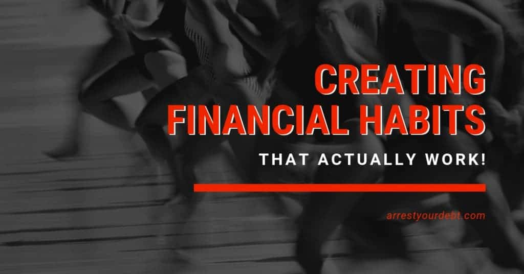 creating financial habits that actually work, sprinters