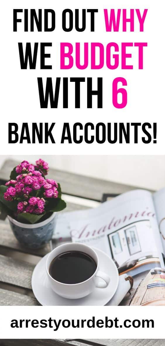 7190e5e9a153e4c9d895f4d5252f6b21 1 Why I Have 6 Bank Accounts - And You Should Too!