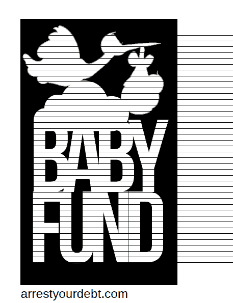babyfund2 1 Baby Fund Coloring Page