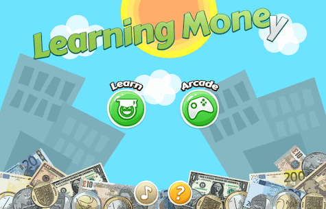 Kids Learning Money Lite free app