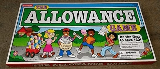 the allowance game ages 5 11 The Best Money Games To Help Kids Learn