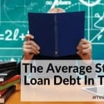 Average Student Loan Debt In The US [2020]