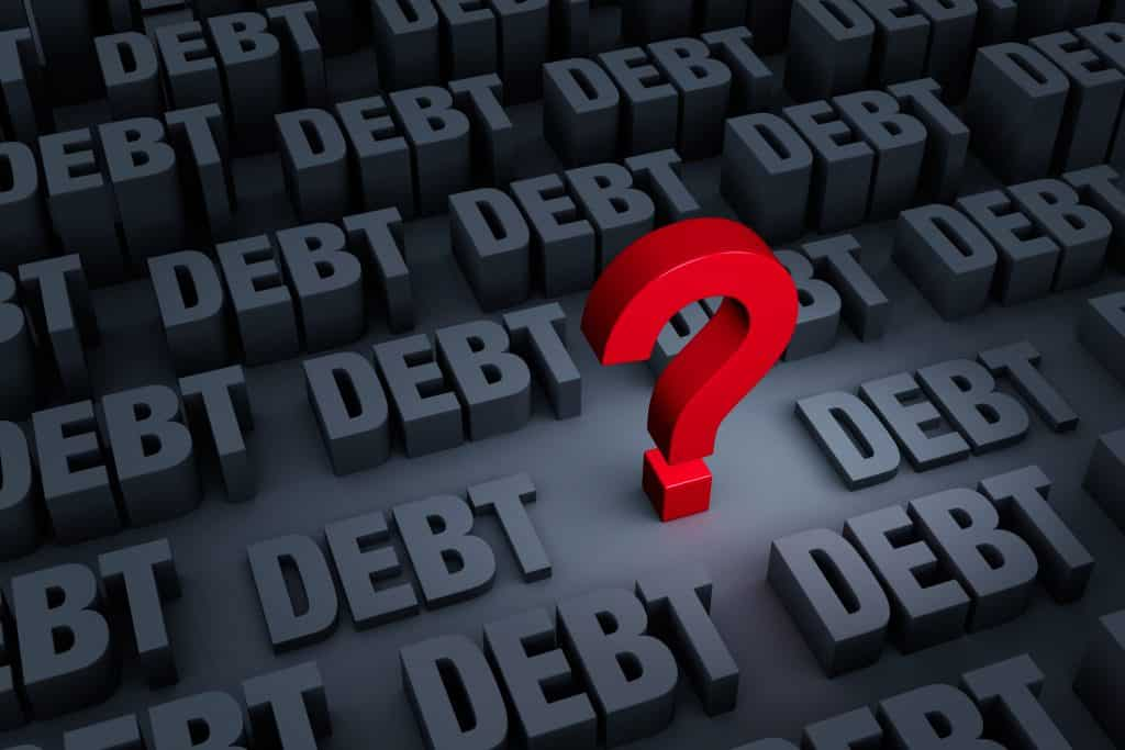 what happens to your debts when you die