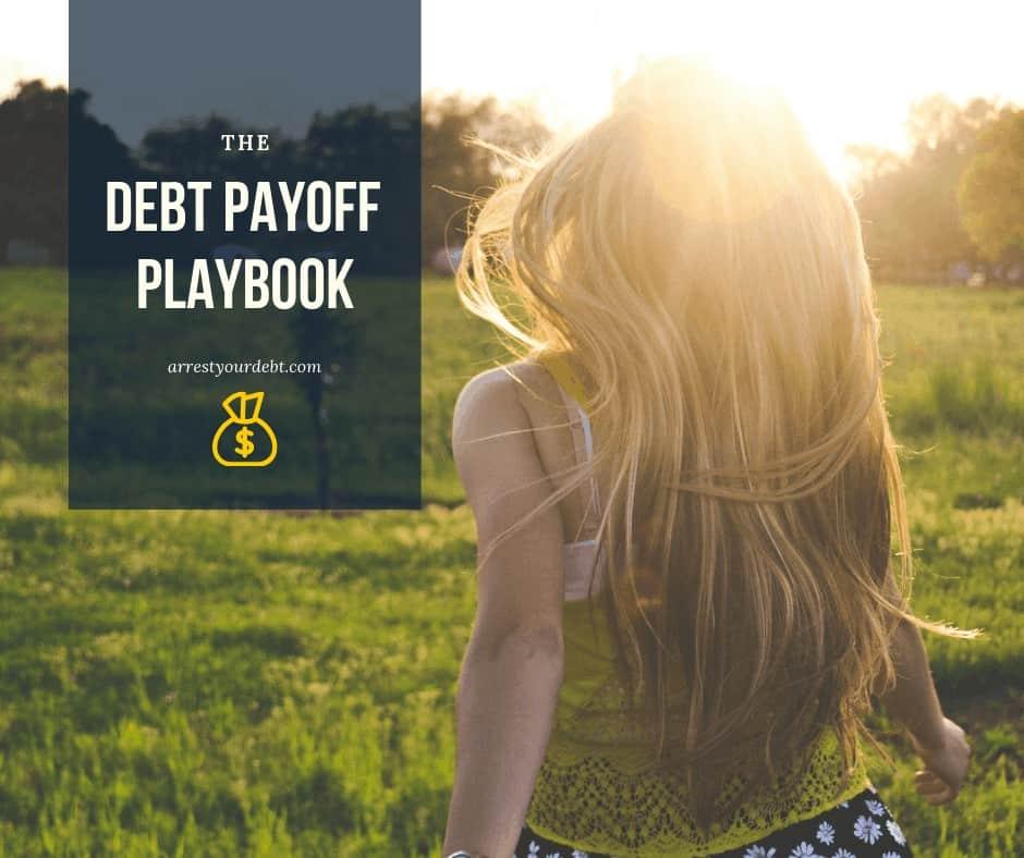 debt payoff playbook Debt Help