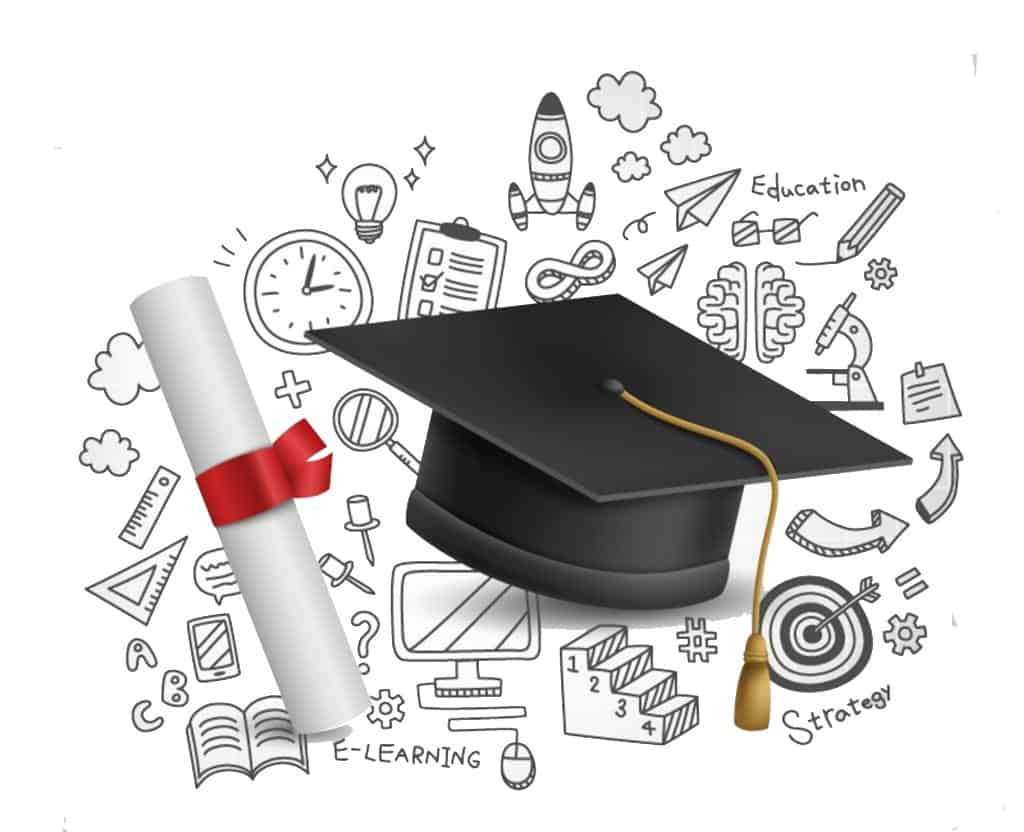 kisspng student course credit college education education learning stationery elements 5a6c0a720e91a2.8671113115170300020597 How to Put Your Graduation Money to Good Use