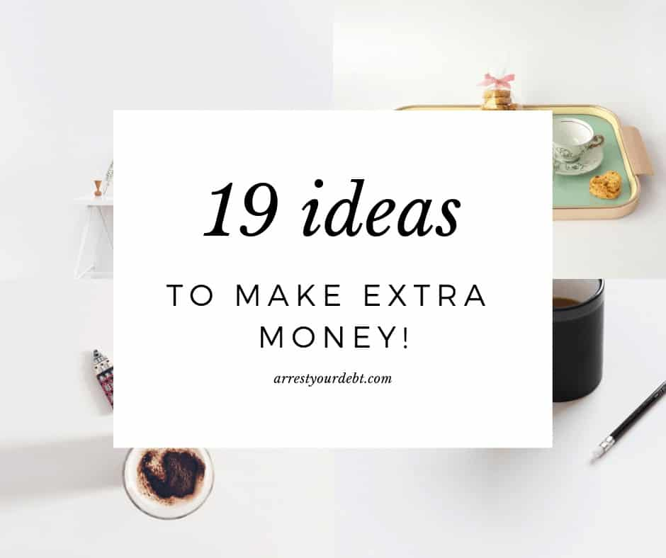 take it easy today 19 Ideas To Make Extra Money