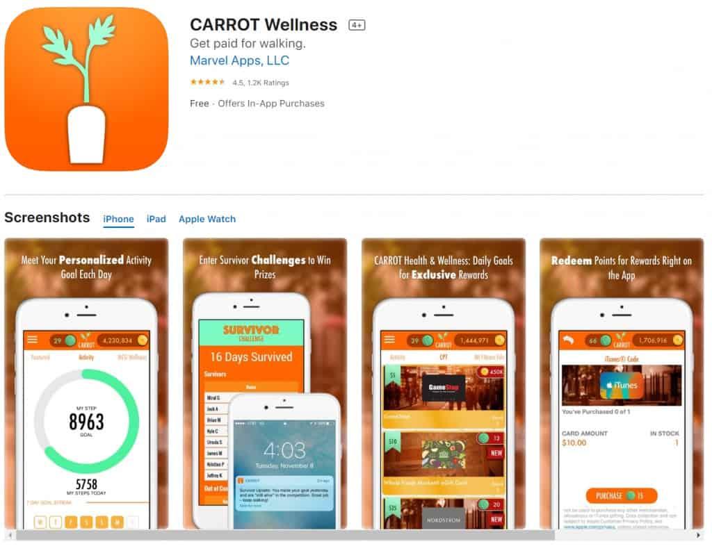 carrot wellness