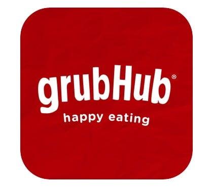 grub hub food delivery job