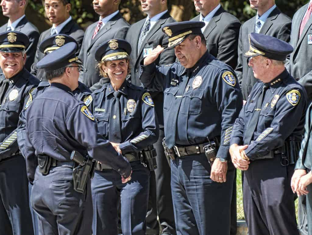 police officers need different financial advice