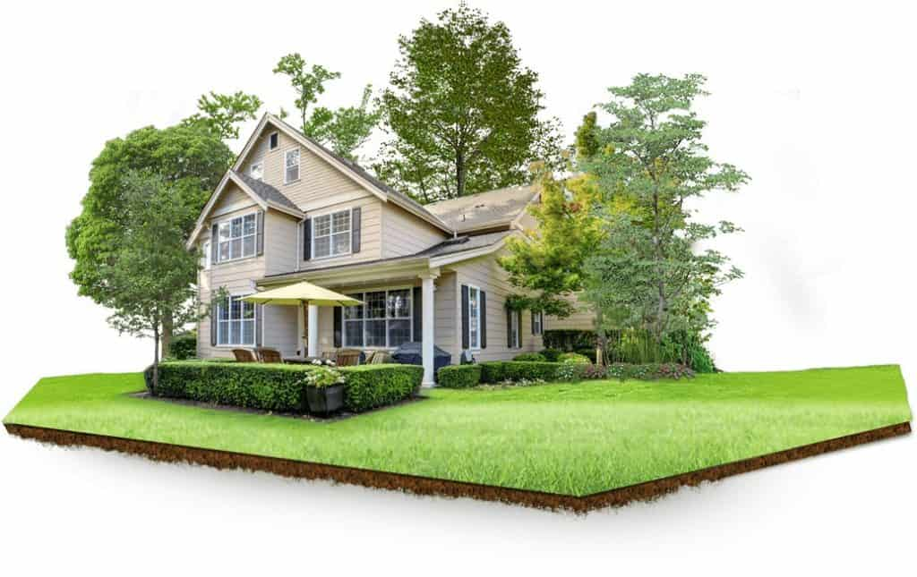 use real estate as an investment / invest in real estate