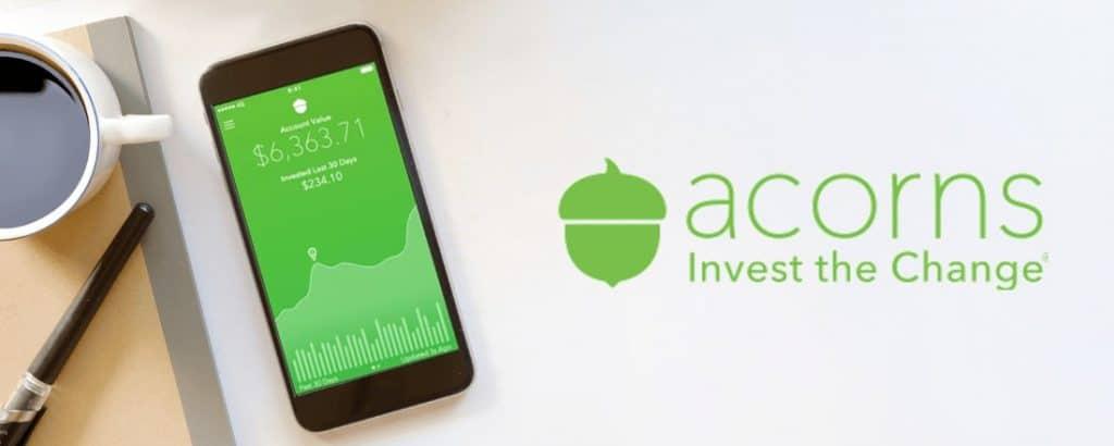 acorns free stocks