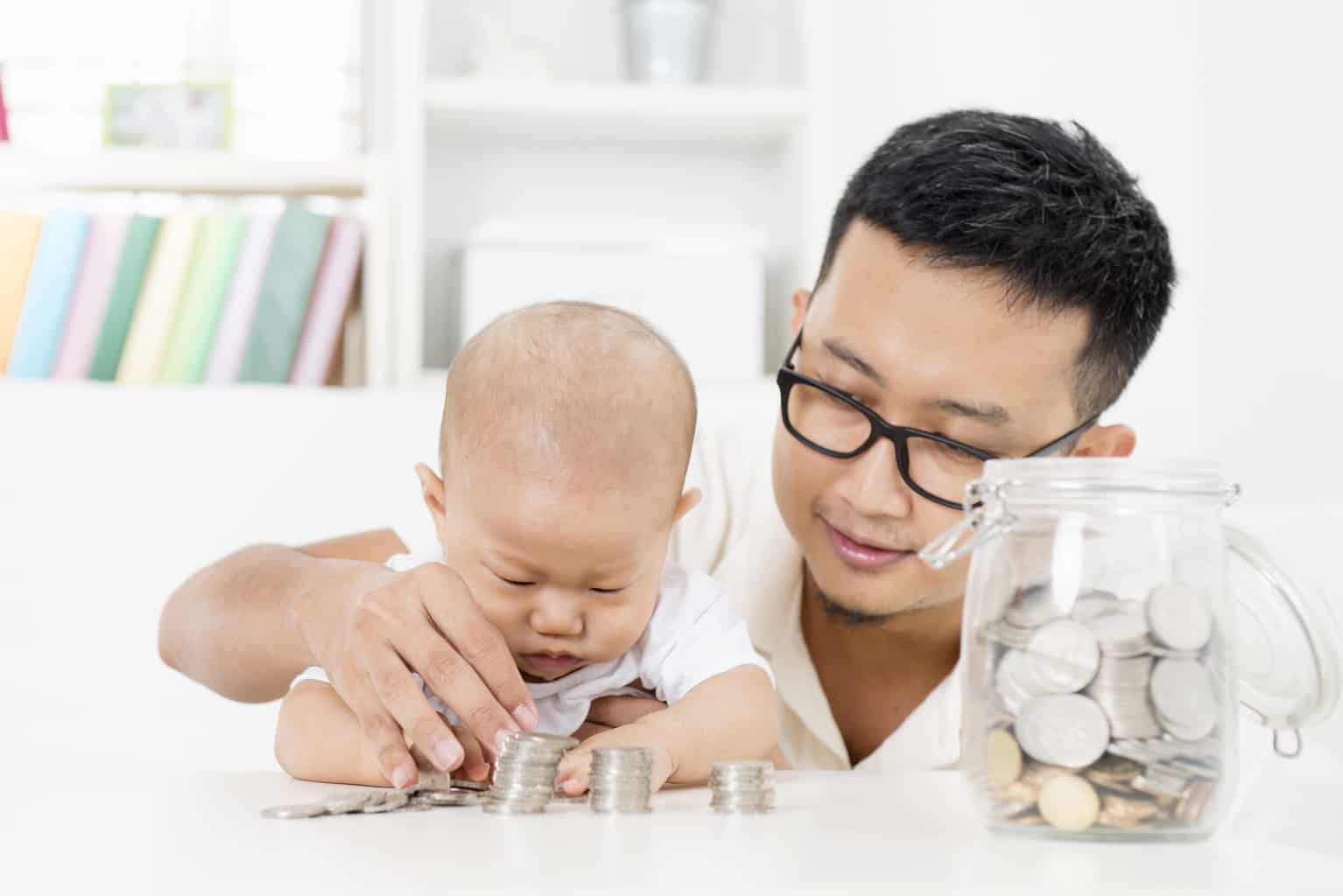 How to Teach Money Management to Toddlers
