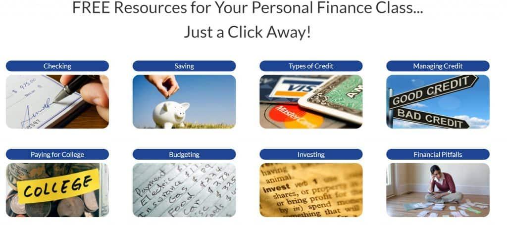 next gen personal finance free resources