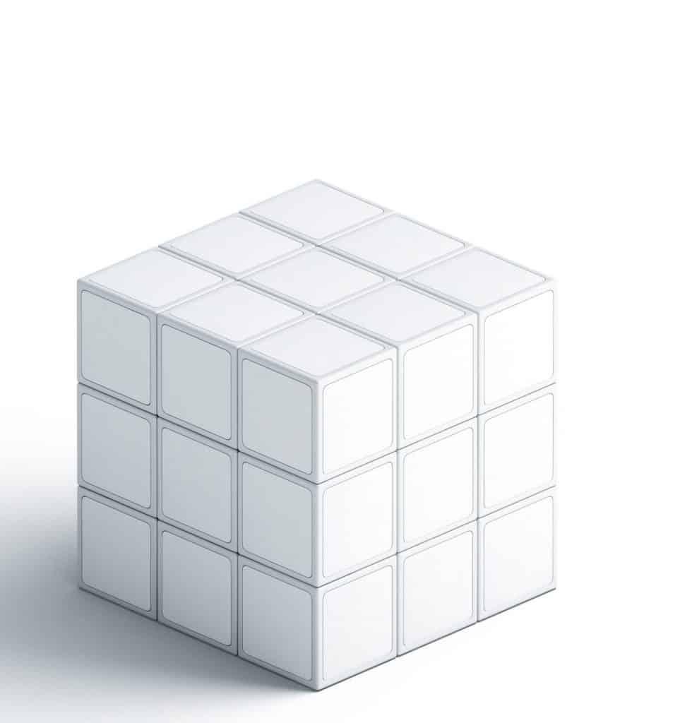 rubix cube 3d print