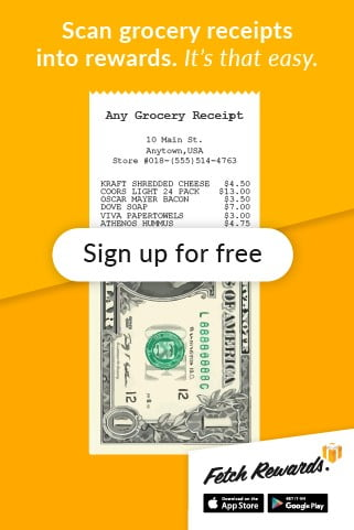 fetch rewards How To Monthly Meal Plan On A Budget
