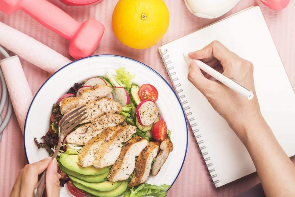 monthly meal plan on a budget