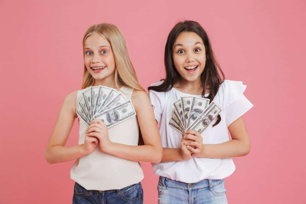 best ways to make money as a kid