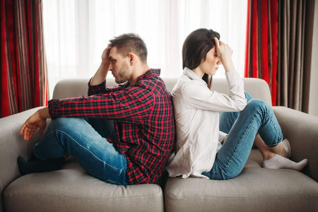 failing to make a budget can result in marital and relationshiip problems