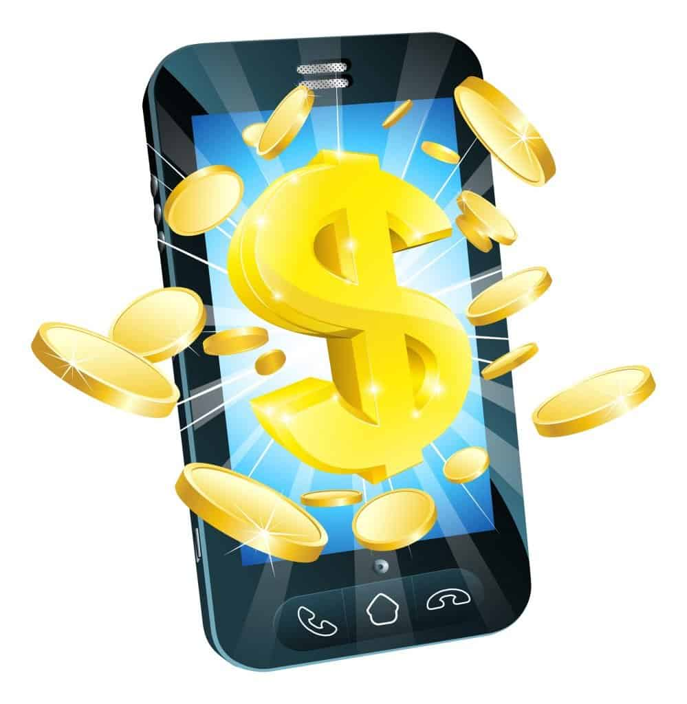 money lockscreen apps