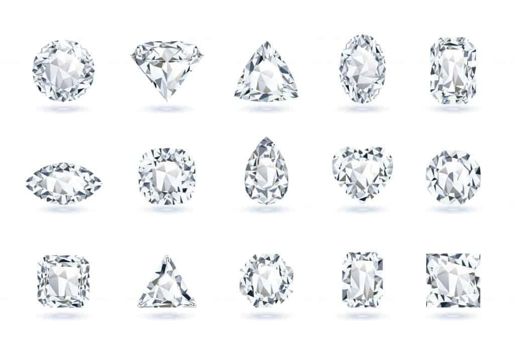 diamond rating by cut