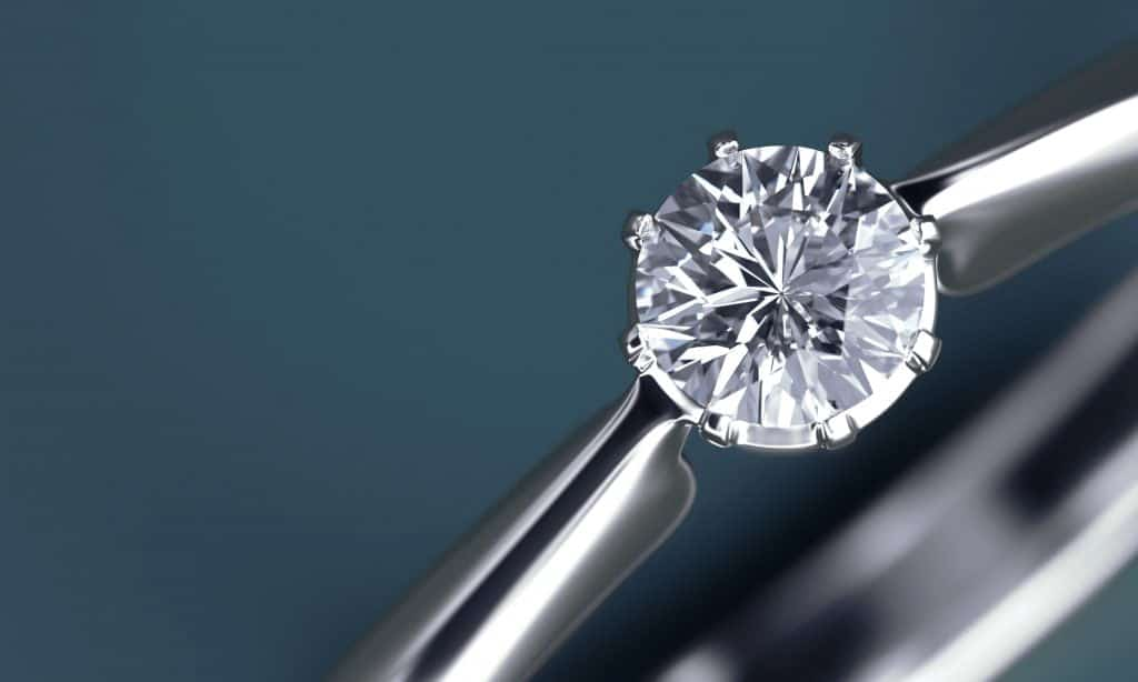 diamond ring and mohs hardness