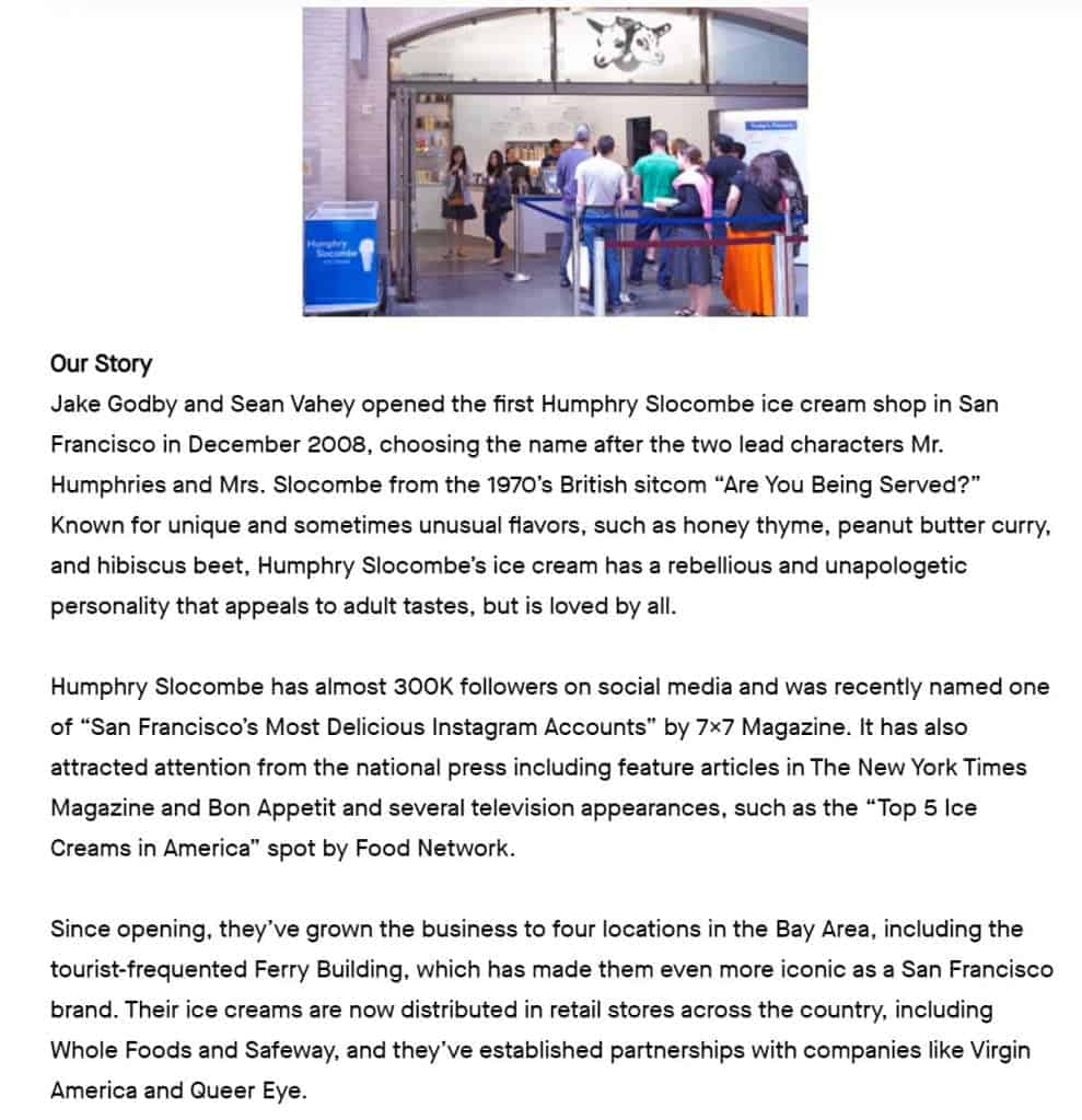 humphry slocombe background and story on SMBX