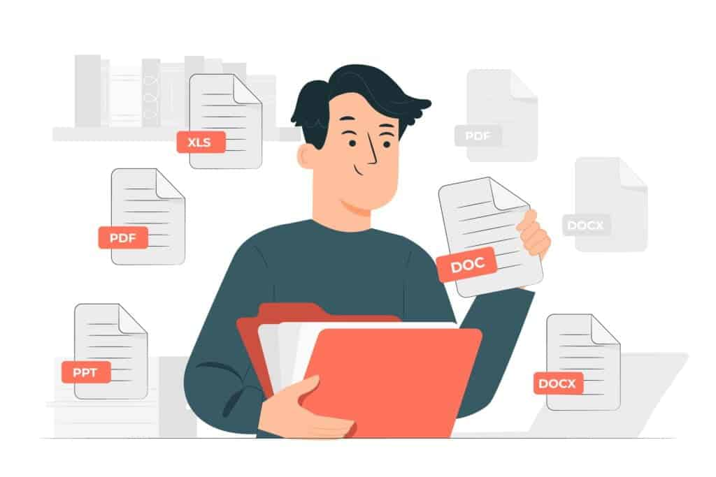 pre-approval documents for the escrow process