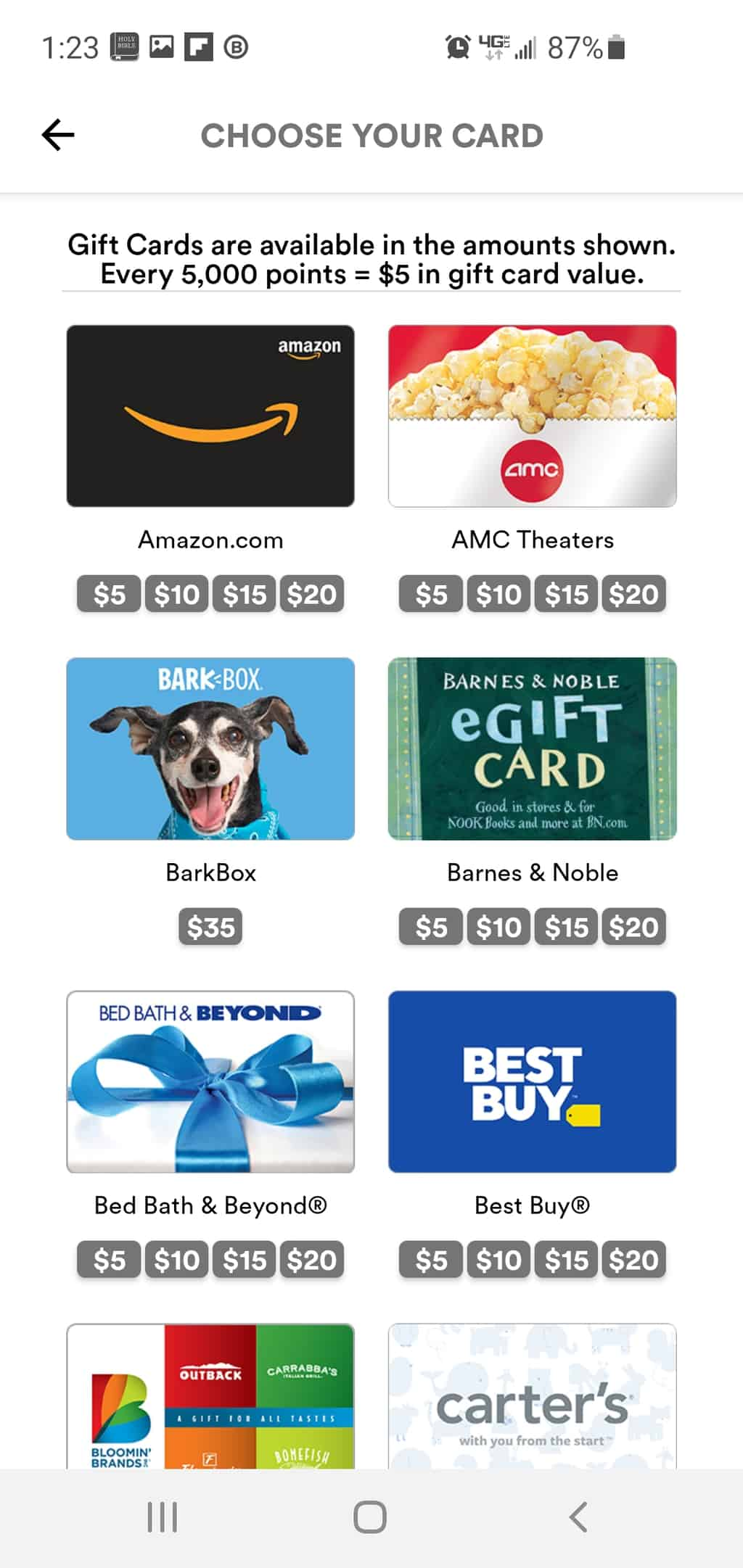dabbl reward gift cards dabbl review
