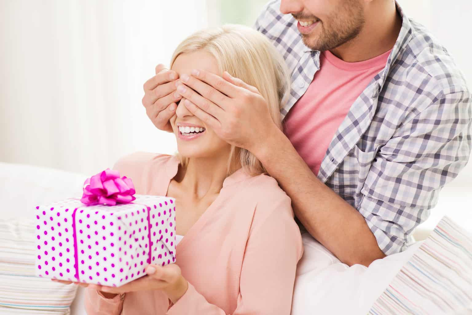 a list of gifts for the woman who has everything